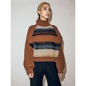 Caos Sweater (ブラウン)