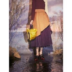 Queen Skirt (ブラウン)