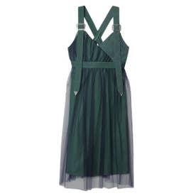 Tulle Cami Dress (グリーン)