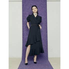 Spiral Dress (ブラック)