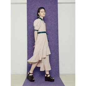 Spiral Dress (ピンク)
