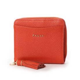 【MORITA & Co.】二つ折り財布 (レッド)