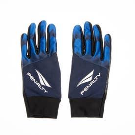 ジュニア サッカー/フットサル 防寒手袋 JRフィールドグリップグローブ PE0711J
