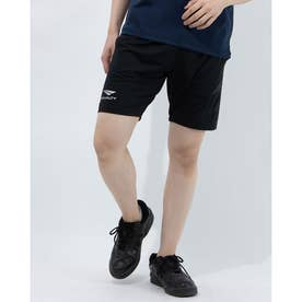 メンズ サッカー/フットサル パンツ ストレッチプラパンツ PP1230 (ブラック)