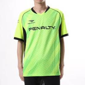 メンズ サッカー/フットサル 半袖シャツ グラデーションプラトップ PU7008