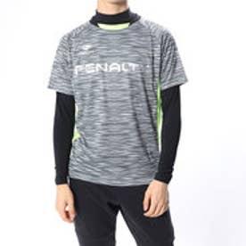 メンズ サッカー/フットサル レイヤードシャツ プラトップ・インナーセット PU886AP