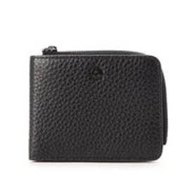 2つ折財布 (ブラック)