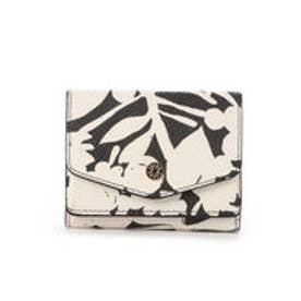 3つ折財布 (ブラック)