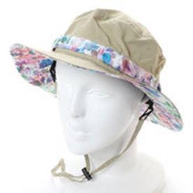 レディース トレッキング 帽子 Water Colored Broad Booney PH828HW64