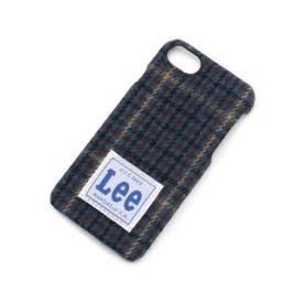 Lee 千鳥柄iPhoneケース (ブルー(192))