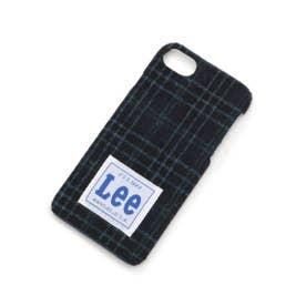 Lee カラーチェックiPhoneケース (グリーン(122))