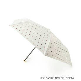 SANRIOCHARA ミニ折り畳み傘 (アイボリー)