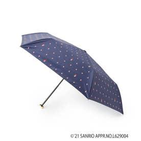 SANRIOCHARA ミニ折り畳み傘 (ネイビー)