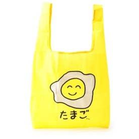 おえかきさんエコバッグ (レモンイエロー(031))