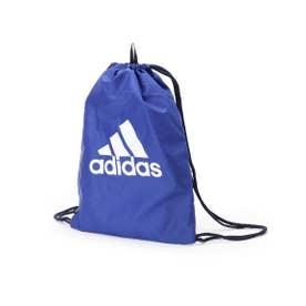 【adidas/アディダス】  ビッグロゴジムバッグ (ブルー)
