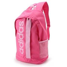 【adidas/アディダス】リニアロゴバックパック (ピンク)