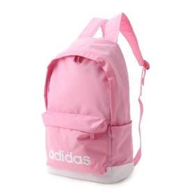 ◆【adidas/アディダス】 リニアロゴバックパック (ベビーピンク)