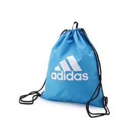 【adidas/アディダス】 ビックロゴナップサック (ライトブルー(091))