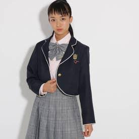 【卒服】パイピンクボレロジャケット (ネイビー)