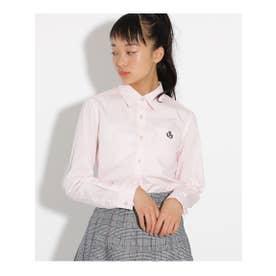 【卒服】ベーシックシャツ (ベビーピンク)