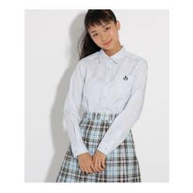 【卒服】ベーシックシャツ (サックス)