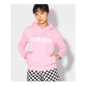 【adidas/アディダス】 ロゴパーカー (ベビーピンク(071))