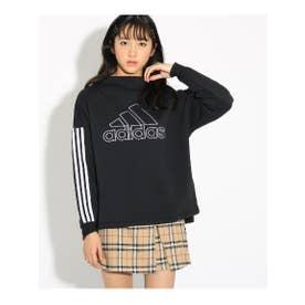 【adidas/アディダス】スウェット (ブラック)