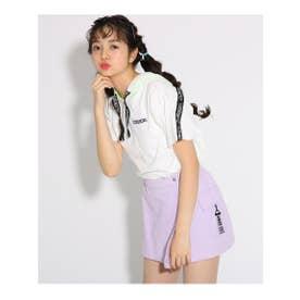 ★ニコラ掲載★【kappa】フードトップス (オフホワイト(003))