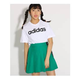 【adidas/アディダス】 COREリニアTシャツ (オフホワイト(003))