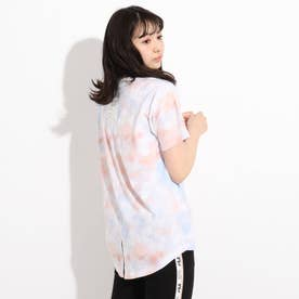 【FILA】タイダイTシャツ (ライトブルー)