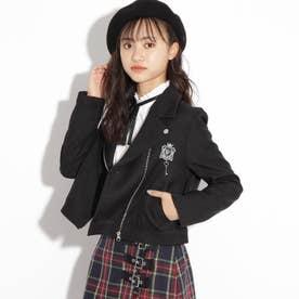 【卒服】ライダースジャケット (ブラック)