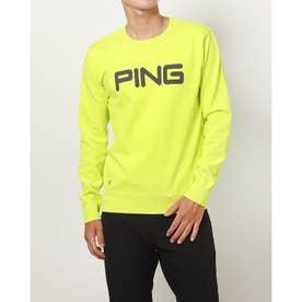 メンズ ゴルフ 長袖セーター PING撥水ビッグロゴニット 6211270004 (他)