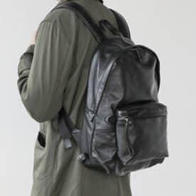 【P.I.D】レザーバックパック (ブラック)