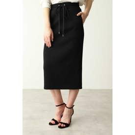 [WEB限定商品]ダンボールニットスカート ブラック