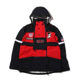 APOLLO JKT-LINED-JACKE (RED)