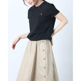 カスタムスリムフィット Tシャツ (BLACK)