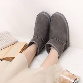Mouton Boot Mini (Gray)