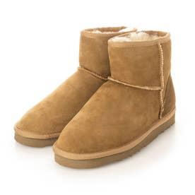 Mouton Boot Mini (Chestnut)