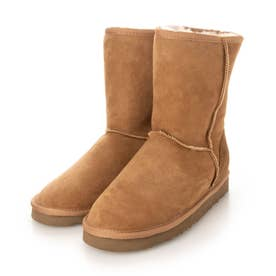 Mouton Boot Short (Chestnut)