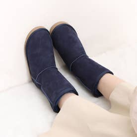 Mouton Boot Short (Navy)