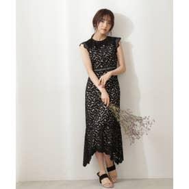 《Lou Lou Fee》レースタイトドレス ブラック