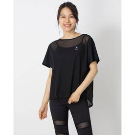 PROVENCE Arles メッシュTシャツ (BLACK)