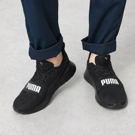【ムラサキスポーツ限定】PUMA/アンザランライトボールド Anzarun Lite Bold Trainers スニーカー 372362 (ブラック×ブラック)