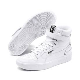 SKY LX MID ATHLETIC (WHITE)