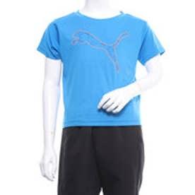 ジュニア 半袖機能Tシャツ ACTIVE SS ポリ グラフィック Tシャツ 843965