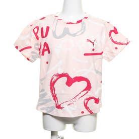 ジュニア 半袖Tシャツ ALPHA AOP Tシャツ 582739