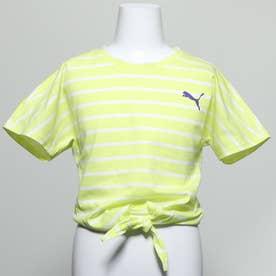 ジュニア 半袖Tシャツ ALPHA ストライプ Tシャツ 583041