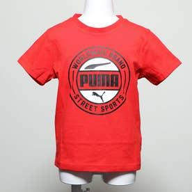 ジュニア 半袖Tシャツ ALPHA サマー Tシャツ 583011