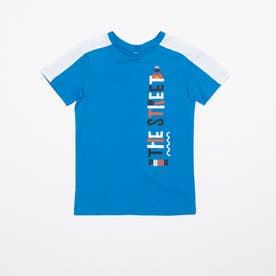 セサミ SS Tシャツ B (INDIGO BUNTING)