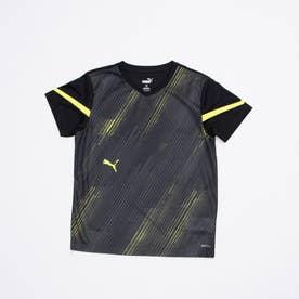 ジュニア サッカー/フットサル 半袖シャツ individualFLASH SSシャツ JR 657483 (ブラック)